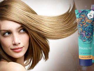 Маска для волос princess hair! скажи да пышным и густым волосам!