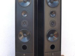 I. Q. TED 4 - Немецкая напольная акустика