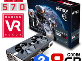 Sapphire Nitro+ Radeon RX 570 8 GB