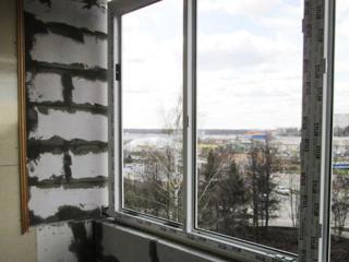 Ремонт балконов, расширение балконов, остекление балконов. Окна. Кладка