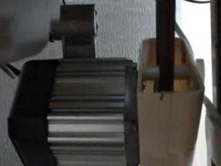 Продам сервопривод с позиционером иглы для швейной машинки