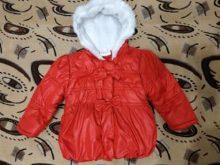 Продам детскую демисезонную куртку (18 мес. )