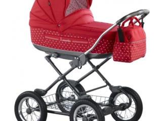 Комфортая детская коляска в отличном состоянии Roan Marita
