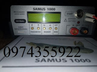 SAMUS 1000, samus pwm5 Rich ac5s сомолов прибор для ловли сома