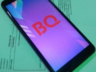 BQ Silk VoLTE, 4G пакет актив 100 руб безлимитные звонки.