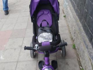 Продам детский 3-колесный прогулочный велосипед