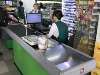 Продавец в продовольственный магазин з/п высокая