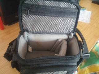Sony cyber-shot dsc-h20, фото-сумка