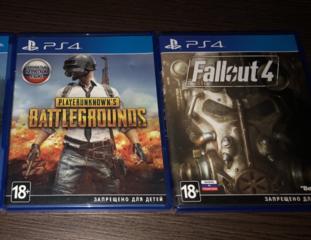 Продам диски игры для Sony PlayStation 4 (PS4)