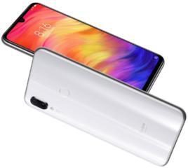 Сяоми Redmi Note 7 белый цвет (4/64)VoLTE/GSM, новый