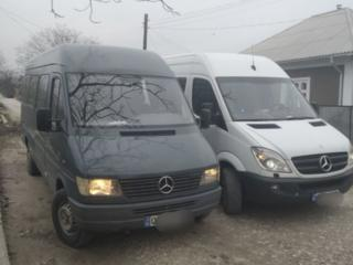Ruta zilnica Moldova Germania