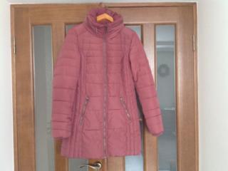 Куртка демисезонная размер 46-48