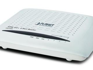 Продам модем Planet ADE 4400A(V3) ADSL 2/2+4 Port Router. Цена 90 р.