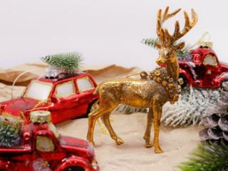 Новогодние подарки, декор и сувениры