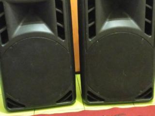 Пасивные акустические колонки 500 Вт