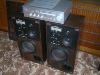 Radiotehnika 35AC-1 +Yamaha A-520