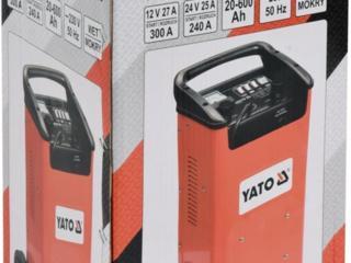 "Пускозарядное устройство, Цифровый аккумуляторный тестер ""Yato"""