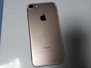 Iphone 7 32gb - 4600, состояние нового, цвет rose gold