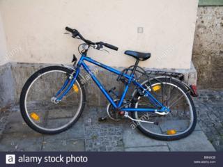 Куплю любой велосипед без заднего колеса или педалей.
