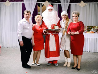 Дед Мороз и Снегурочка поздравят вас с Новым годом