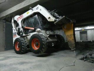 Подготовка территорий к строительству, планировка участков, бетоновырубка, алмазная резка бетона.