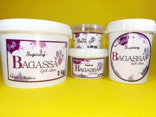 Pasta de zahar pentru epilare Sugaring Bagassa in Drochia