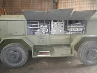 Воздушная компрессорная станция УКС-400В-П4М для закачки баллонов