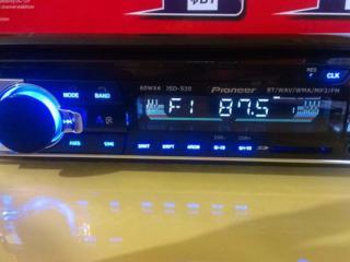 НОВАЯ!!! Автомагнитола Bluetooth, USB, AUX, SD, радио. 360 руб. ПМР
