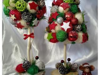 Композиции из искусственных цветов, букет невесты, букеты из конфет