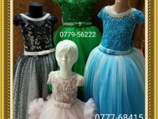 Большой выбор красивых платьев для девочек