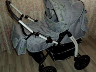 Универсальная детская коляска Pillo (Зима-Лето). Полный комплект.