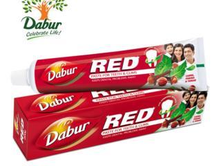 Дабур ред (Dabur RED) - аюрведическая зубная паста, 110 г