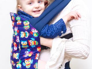 Продам эргономичный рюкзак - переноску для детей в идеальном состоянии
