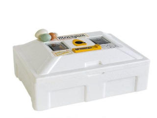 Инкубатор Теплуша 100 яиц ИБ 220/50 ТМВ (тен, влагомер)