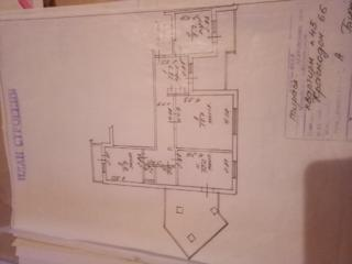 БАЛКА 3-к кв. 3/9 81/40/7,7 балконы 3,5х3,5х22 кв. м. стеклопакеты
