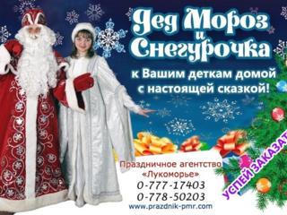 "Агентство ""Лукоморье"": Дедушка Мороз у вас в гостях!"