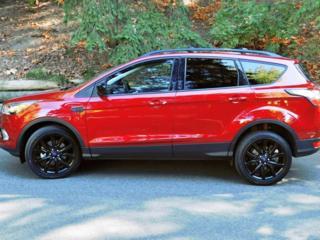 Ford Escape восстановление подушек безопасности после ДТП