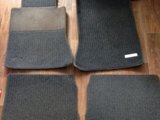 КУПЛЮ, оригинальные коврики на W 124