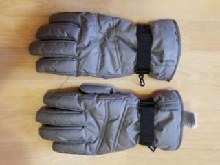 Продам перчатки лыжные мужские,