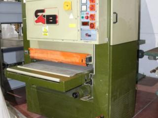 Калибровочный шлифовальный станок на 950 мм: столярный станок