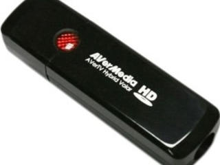 ТВ-тюнер для компьютера AVerTV Hybrid Volar HD на запчасти.