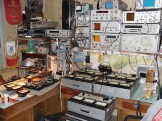 Ремонт медицинской, радиоизмерительной аппаратуры, телевизоров.