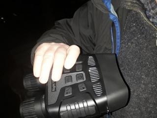 Электронные Бинокли ночного виденья - все новое -300 метров