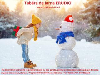 Tabara de iarna pentru copii de 6-10 ani