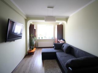 Casă nouă, apartament cu euroreparație, 2 odăi, în Centru!