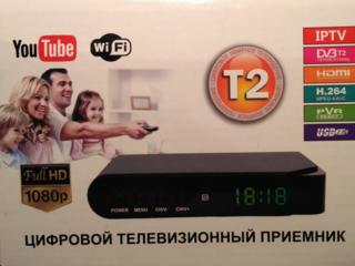 Т2 приставка DVB-Т2/C Terrestrial