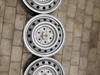 Железные диски для Митсубиши L200