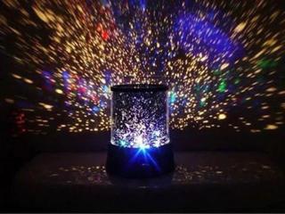 Ночник проектор звездное небо 3D Star Master