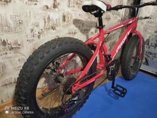 Велосипед PROFI POWER 1.0 категория FATBIKE.
