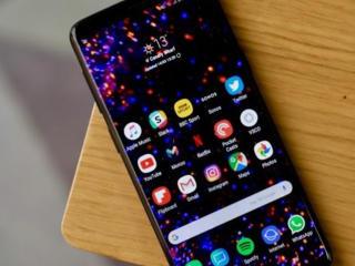 Samsung Galaxy S9 (CDMA/GSM/4G)